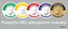 Známky KBS